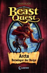 019-6158 Beast Quest, Band 3, Arcta, Be