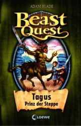 019-6159 Beast Quest,  Band 4, Tagus, P