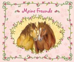 019-6789 Meine Freunde, Pferde Loewe Ve