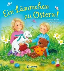 019-7315 Ein Lämmchen zu Ostern!