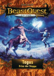 019-74320275 Beast Quest Legend 4 - Tagus,