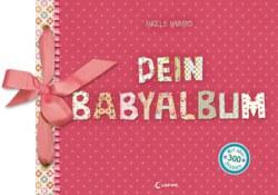 019-7710 Dein Babyalbum (Mädchen – rosa