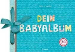 019-7711 Dein Babyalbum (Junge – blau)