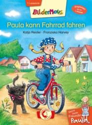 019-8047 Paula kann Fahrrad fahren Bild