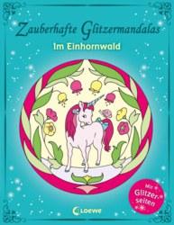 019-8149 Zauberhafte Glitzermandalas -