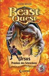 019-8955 Beast Quest, Band 49 - Ursus,