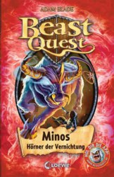 019-8956 Beast Quest, Band 50 - Minos,
