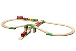 020-100004953 Eichhorn Bahn mit Laderampe Ei