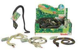 020-104347103 Stretch-Schlangen, 55 cm Simba