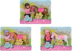020-105737464 Pony Evi Love, ab 3 Jahren, Pu
