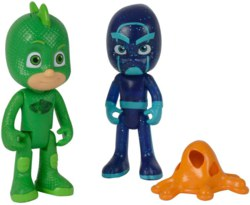 020-109402149 PJ Masks Figuren Set Gecko und
