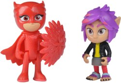 020-109402225 PJ Masks Figuren Set Eulette &
