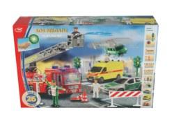 020-203315340 Einsatz-Fahrzeug-Set Dickie To