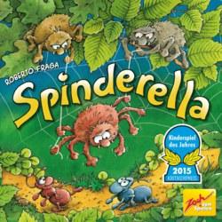 020-601105077 Spinderella Kinderspiel des Ja