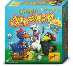 020-601105081 Heckmeck Extrawurm