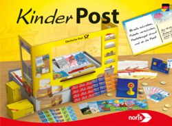 020-606011236 Kinderpost Noris Kinderspiele,