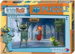020-606031079 Ritter Rost - 100tlg.Puzzle -