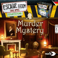 020-606101617 Escape Room Murder Mystery Erw