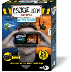 020-606101666 Escape Room Virtual Reality