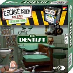 020-606101775 Escape Room Dentist Noris Spie