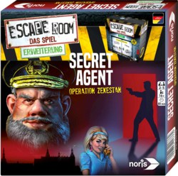 020-606101776 Escape Room  Secret Agent Erwe