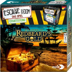 020-606101797 Escape Room Redbeards Gold