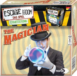 020-606101798 Escape Room The Magician Erwei