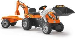 020-7600710110 Smoby Traktor Builder Max mit