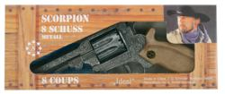 024-1068278 Scorpion antik 22cm, 8-Schuss