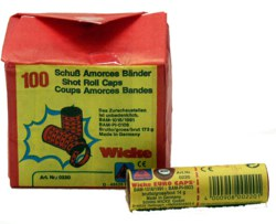 024-8070220 100-Schuss-Amorcesbänder Wicke
