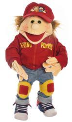 037-W312 Lutzi 65 cm Living Puppets® Ha