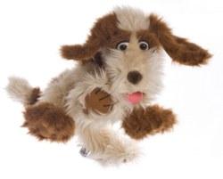 037-W315 Tillmann der Hund 43 cm Living