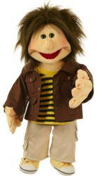 037-W601 Malte 65 cm Living Puppets® Ha