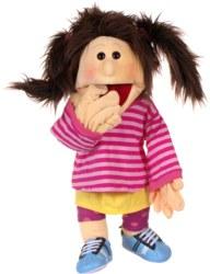 037-W603 Finja 65 cm Living Puppets® Ha