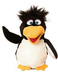 037-W662 Erwin der Baby Pinguin 34 cm