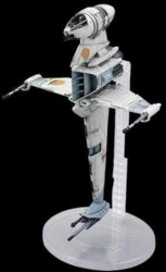 041-01208 Star Wars - B-Wing Fighter Rev