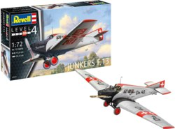 041-03870 Junkers F.13 Revell, Schweizer