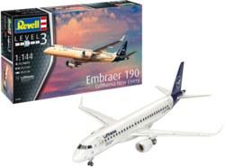 041-03883 Embraer 190 Lufthansa New Live