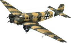041-03918 Junkers Ju 52/3m Transport