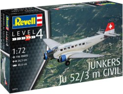 041-04975 Junkers Ju52/3m Civil