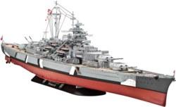 041-05040 Battleship Bismarck Revell Maß