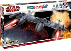 041-06668 Magna Guard Fighter Revell Mod