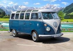 041-07009 VW Typ 2 T1 Samba Bus