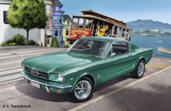 041-07065 Oldtimer 1965 Ford Mustang 2+2