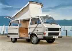 041-07344 Volkswagen VW T3 Camper Westfa