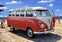 041-07399 VW T1 Samba Bus Revell Modellb