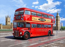 041-07651 London Bus Revell Modellbausat