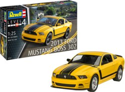 041-07652 2013 Ford Mustang Boss 302