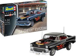 041-07663 1956 Chevy Customs