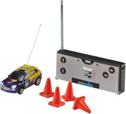 041-23536 Mini RC Car - Van blau/gelb
